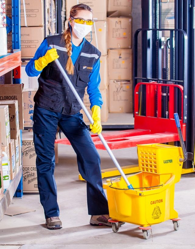 Starting a Janitorial Business