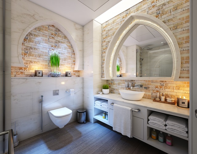 4 Ways To Upgrade Your Master Bath