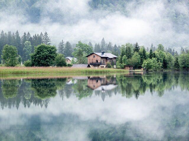 Lake House Homes